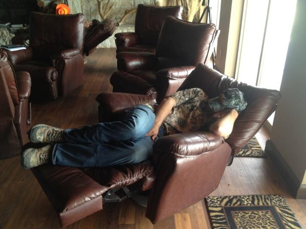 After class nap