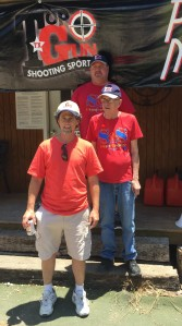 Winners Circle Chris - S and S Precision Stick - S and S Precision David - Top Gun Range