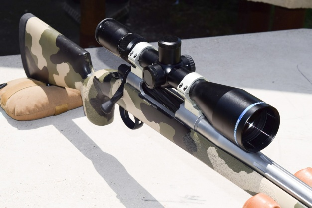 Huskemaw 5-20x50 scope