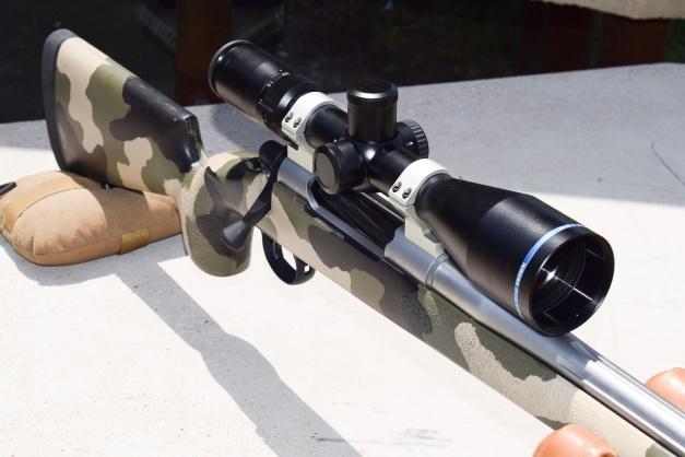 Huskemaw 5-20x50 scope