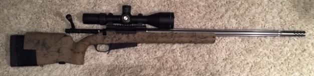 Overall Rifle
