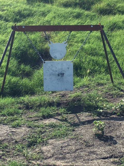 Confirmation shots at 500 yards